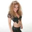 Doble de Shakira (María Fernanda)