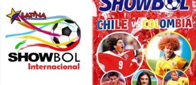 Showbol Internacional