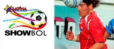 Showbol – con ex seleccionados Chilenos